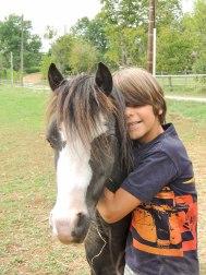 Calin poney