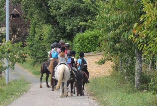 Sur les chemins de Dordogne